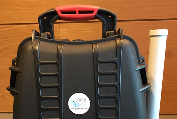 Backpack unit: sistema Tecnologico di video e audio IP